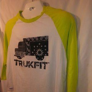 Trukfit Logo mens tee shirt